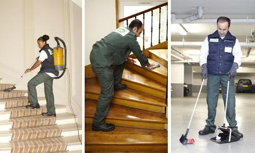 nettoyage escaliers immeubles