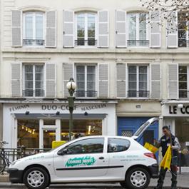 nettoyage d'immeuble paris