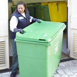 sortie des poubelles paris