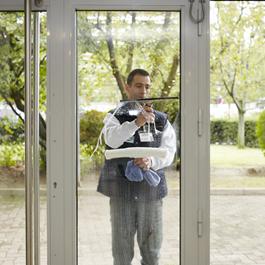 service nettoyage vitres et miroirs
